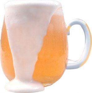 jarra de cerveza fuente