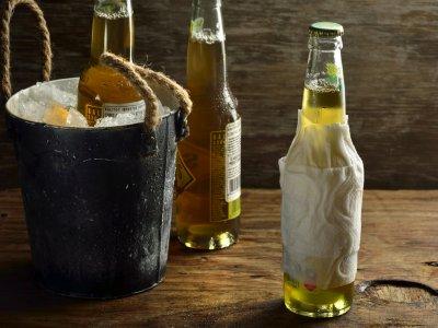 Trucos enfriar cerveza