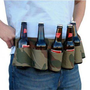 Cinturon Porta Cerveza