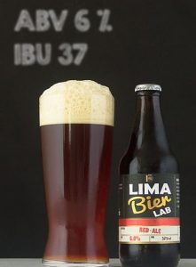 Lima Bier LAB RED ALE