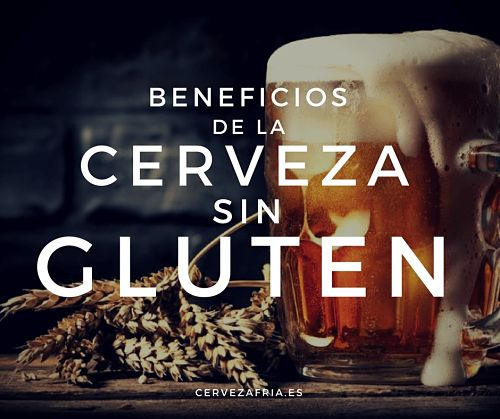 Beneficios de la cerveza sin gluten