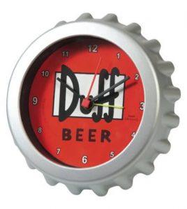 relojes de cerveza