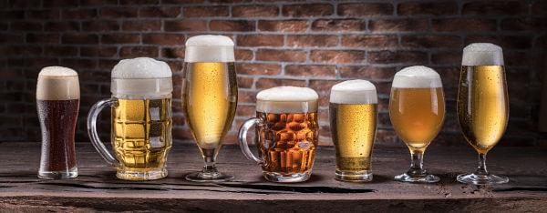 Actuales cervezas