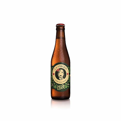 Cerveza IPA La Virgen