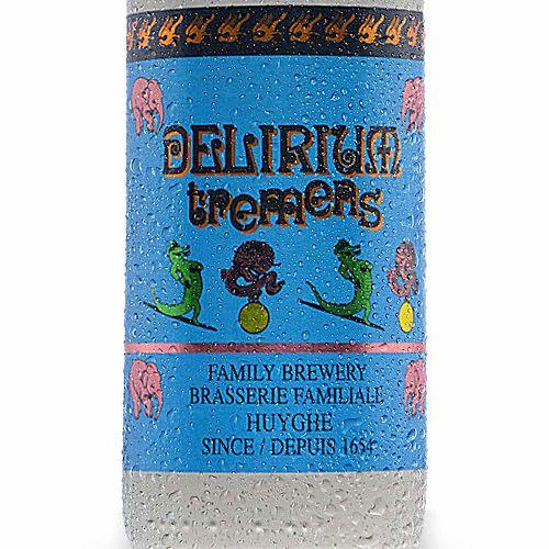 botella delirium tremens