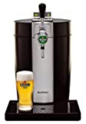 Grifo de cerveza KRUPS heineken B90