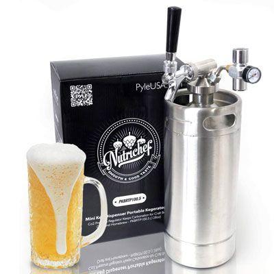 Tirador de cerveza NutriChef PKBRTP100.5