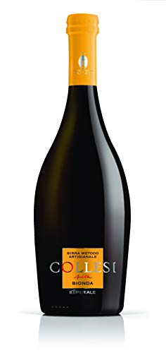 Collesi Cerveza Artesanal Rubia - 4500 ml
