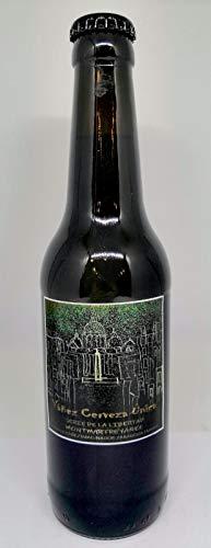 6 Yáñez Cerveza Única Serie de la Libertad Montmartre