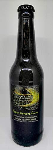 6 Yáñez Cerveza Única Barley Wine en barrica de Esencia Vintage