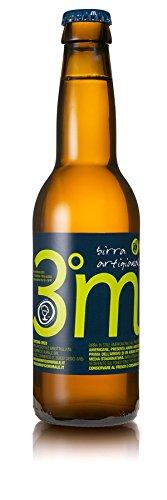BIRRIFICIO RURALE - 3 MIGLIO Cerveza artesanal italiana (33 cl)
