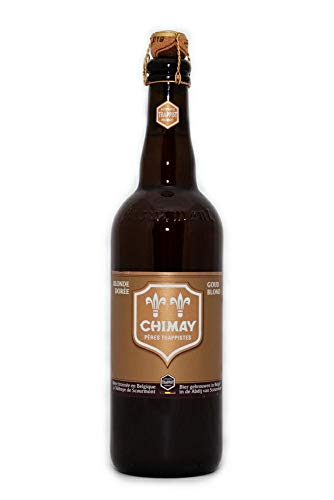 Chimay Doree cerveza rubia trapense [ 6 botellas x 750 ml ]