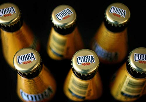 Cobra de Premium Beer 12 x 660 ml (Pack de 12 x 660 ml)