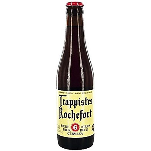 Trappist Rochefort 6 7,5 33 cl 8 x 33 cl