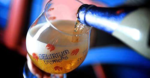Delirium Tremens Tripel Cerveza Belga [6 BOTELLAS x 750ml]