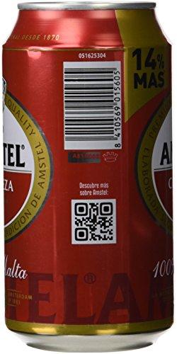 Amstel - Lata 33 cl (1 unidad)