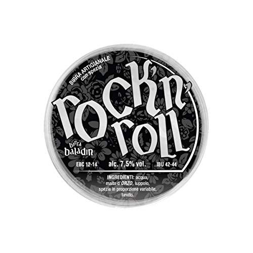 BALADIN ROCK 'n' ROLL American Pale Ale 7.5% Vol. [ 6 Botellas x 750ml ]