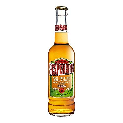 Desperados 33cl Tequila (paquete de 24 x 330 ml)