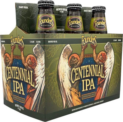 Pack 12 Centennial IPA Founders 355ml