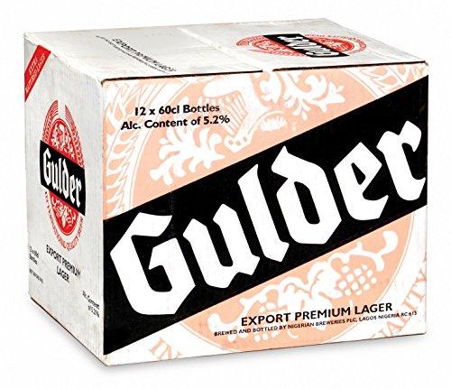 Gulder Premium Lager 5.2% 12 x 600 ml