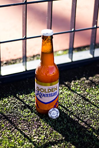 Cerveza artesanal Golden Koeman de La Lenta (12 botellas de 33 cl)